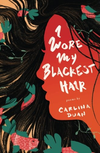 I Wore My Blackest Hair by Little A