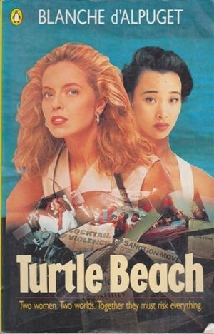 book cover of The Turtle Beach