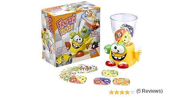 Falomir- Juego con Pares de Frutas (26600): Amazon.es: Juguetes y juegos