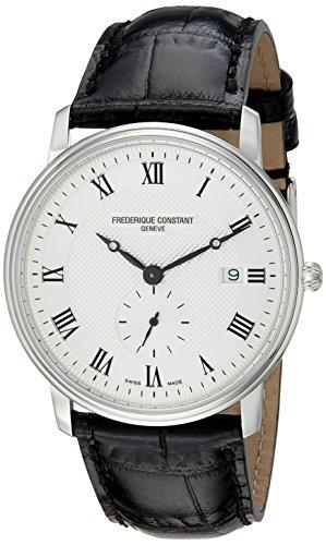 frederique-constant-mens-fc-245m5s6-slim-line-silver-dial-roman-numerals-watch