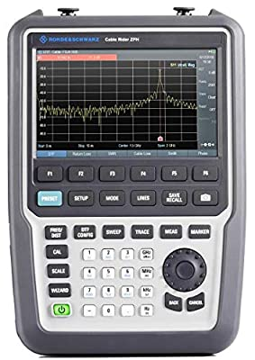 Rohde & Schwarz ZPH Handheld Cable and Antenna Analyzer
