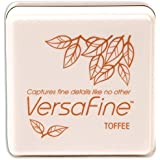 Versafine Pigment Small Ink Pad-Toffee