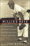 Willie's Boys, John Klima, 0470400137