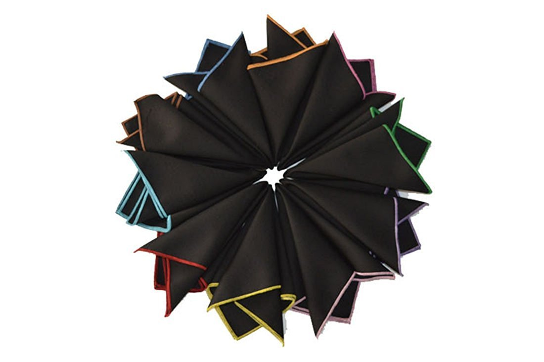BYXA ACCESSORY メンズ ブラック 9 PCS 9 PCSブラック B077QQR49R