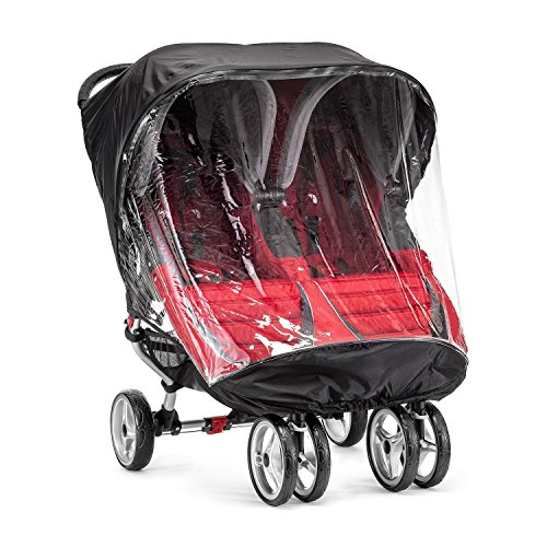 Baby Jogger City Mini Weather Shield - Double (Baby Jogger City Mini Gt Double 2016)
