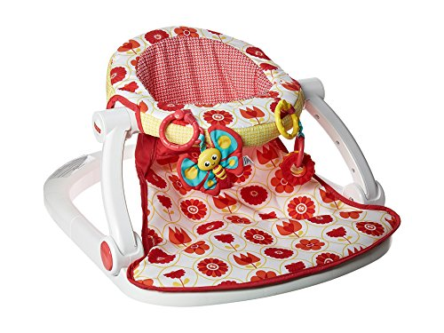 Fisher Price Women's Sit-Me-Up Seat Happy Daisy One Size