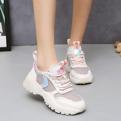 five Thirty Sneakers traspirante con rete xO717P