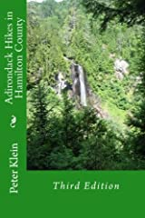 Adirondack Hikes in Hamilton County 3rd Edition Paperback