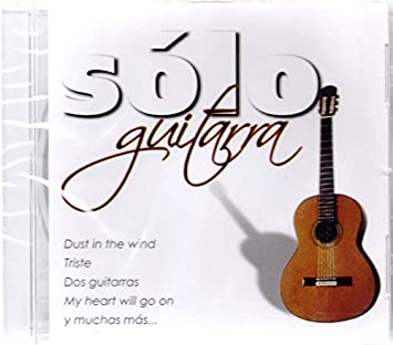 Solo Guitarra Music