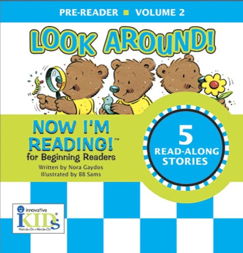 Now I'm Reading!: Look Around! - Volume 2 PDF