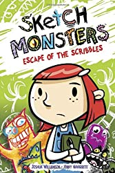 Sketch Monsters Book 1: Escape of the Scribbles