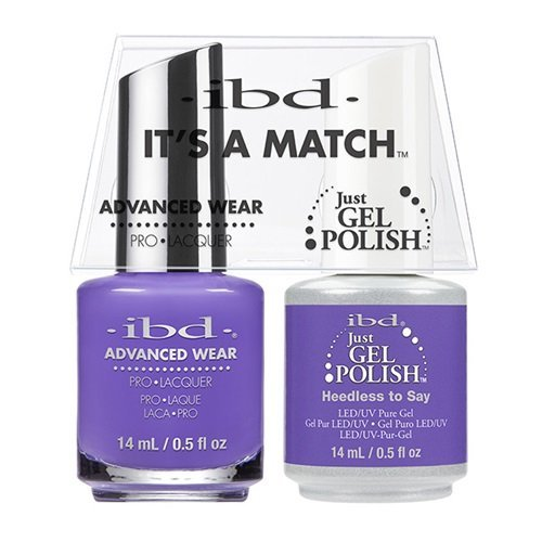 ibd Advanced Wear Color Duo Heedless to Say #529 UV Gel Colo