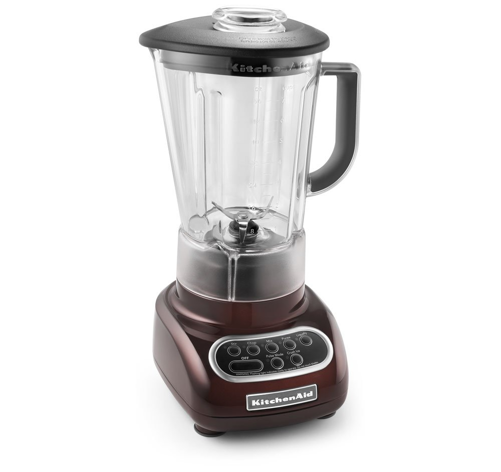 Amazon.com: kitchenaid ksb560es 5-Speed Espresso Color Blender with ...