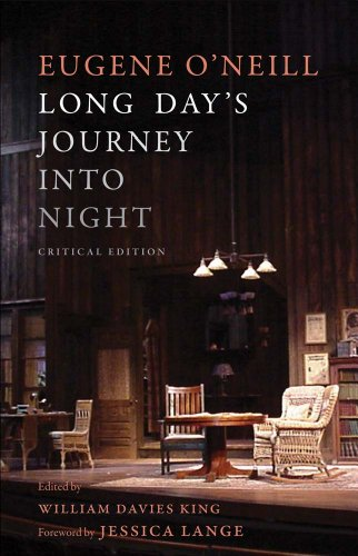 a literary analysis of long days journey into night by eugene oneill Biographical note on eugene o'neill which it shares with long day's journey into night (posth to his earlier attempts at making psychological analysis.