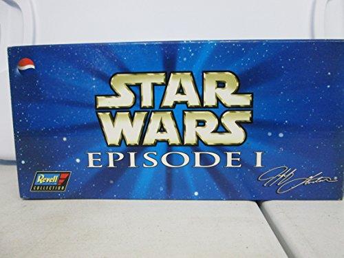Revell 1999 Jeff Gordon #24 Pepsi Racing/ Star Wars Episode 1 Monte Carlo