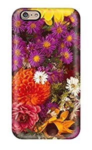 1030998K29078421 For Iphone 6 Protector Case Spring Flower Medley Phone Cover wangjiang maoyi