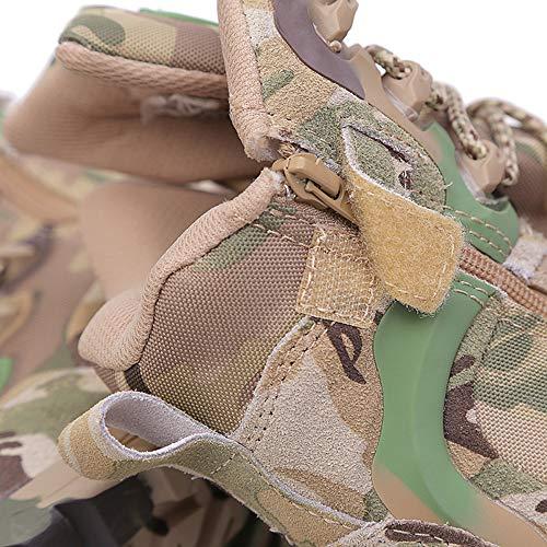 Botas Tácticas Magnum Ejército De Magnum Exterior Masculinas Camuflaje Camo Especiales Desierto Del Qikai Zapatos Fuerzas TaAqx4a