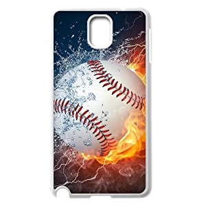baseball Customized Cover Case with Hard Shell Protection for Samsung Galaxy Note 3 N9000 Case lxa#242943