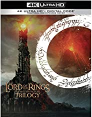 Lord of the Rings, The: Motion Picture Trilogy (Extended & Theatrical)(4K Ultra HD + Digital) [Blu-