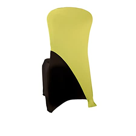 spandex lycra angled chair caps with elasticated pocket 10 colours
