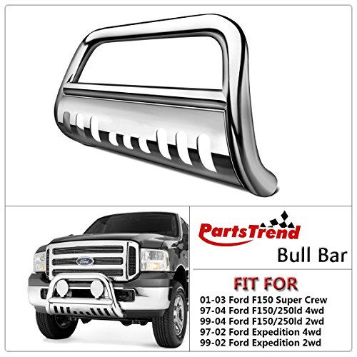 01 ford f150 grille guard - 8