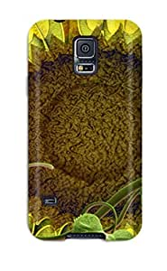 Cute High Quality Galaxy S5 Flower Case