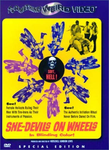 Limited Wheels - She Devils On Wheels (Special Edition)