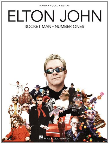 Elton John - Rocket Man: Number Ones (Piano/Vocal/Guitar Artist Songbook)