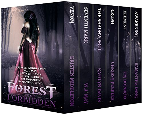Forest of the Forbidden: A Paranormal Fantasy Anthology