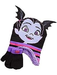 548e9fc11f5 Vampirina Little Girls Toddler Sherpa Winter Hat   Mitten Set · Disney
