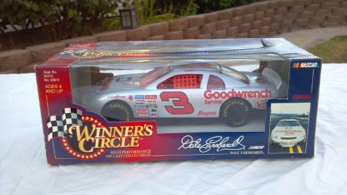 descuento de ventas Dale Dale Dale Earnhardt 1 24  3 Goodwrench plata 1995 Winston W.C. by Winners Circle by Winners Circle  ¡envío gratis!