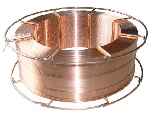 Schweissdraht für Schutzgas 0,8 mm SG2 15 kg 300er Spule Güde Gd