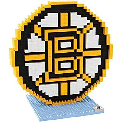 NHL Mini BRXLZ Logo Building Blocks