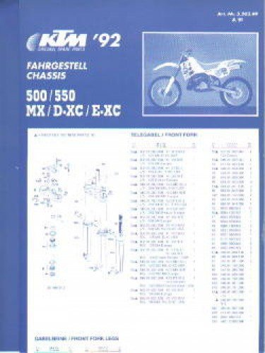 Ktm 550 - 8
