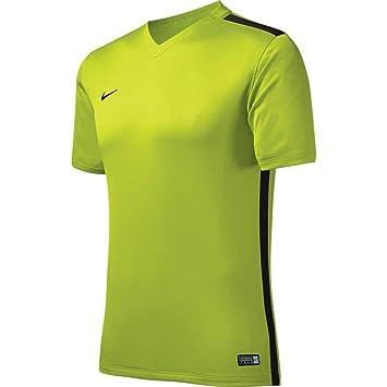 Nike Challenge - Camiseta de fútbol, Medium, VOLT