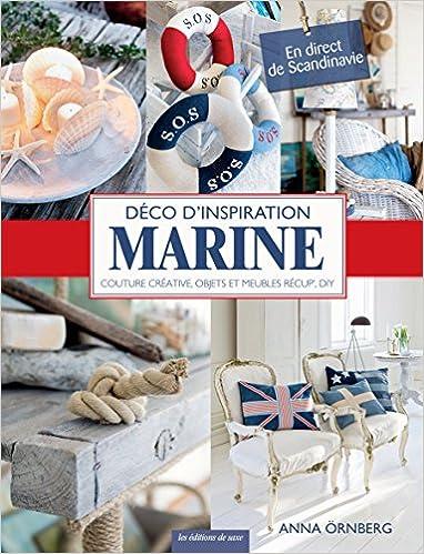 Livre gratuits en ligne Déco d'inspiration marine epub pdf