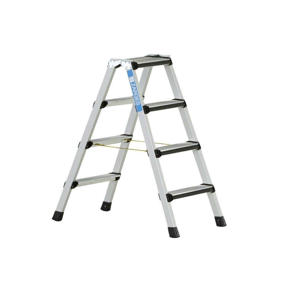 ZARGES LM-Stufen-Stehleiter 2 x 4 Stufen Z600