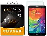 samsung galaxy tab 4 8 0 (2 Pack) Supershieldz for Samsung Galaxy Tab 4 8.0 8 inch (SM-T330 Model) Screen Protector, (Tempered Glass) Anti Scratch, Bubble Free
