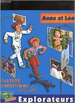 Anne et Léo explorateurs (1DVD)