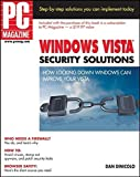 img - for PC Magazine Windows Vista Security Solutions by Dan DiNicolo (2007-01-23) book / textbook / text book