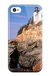 DavidMBernard Slim Fit Tpu Protector MsRoxKp8592ToYeo Shock Absorbent Bumper Case For Iphone 4/4s