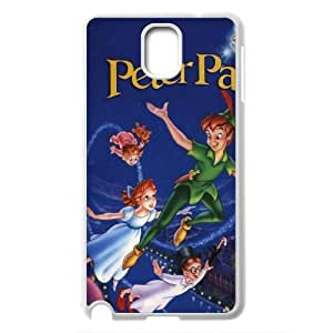 Peter Pan Cartoon - Never Grow Up Productive Back Phone Case For Samsung Galaxy NOTE3 Case Cover -Pattern-14