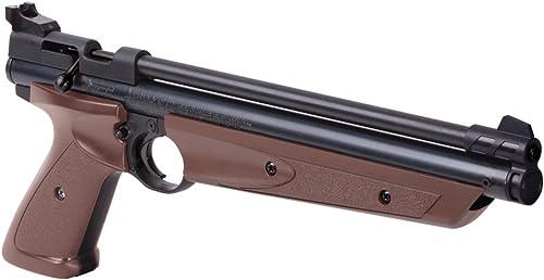 Crosman P1377BR American Classic Multi Pump .177-Caliber Pneumatic Pellet Air Pistol