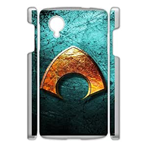 Life margin Aquaman phone Case For Google Nexus 5 G86KH1899