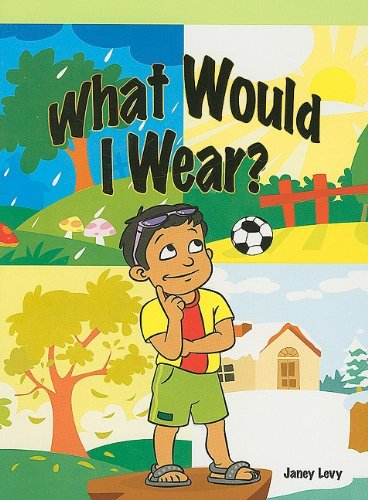 Download What Would I Wear? (Neighborhood Readers) pdf epub