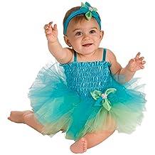 Blue & Green Baby Tutu Infant Costume