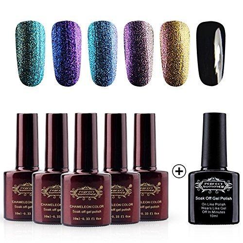 Perfect Summer Gel Nail Polish Chameleon Color Soak Off UV/L