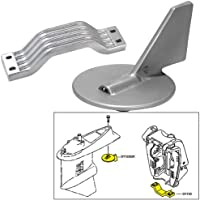 TECNOSEAL 21101 / Tecnoseal Anode Kit w/Hardware - Yamaha 150-200HP - Zinc