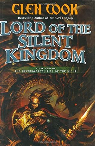 book cover of Lord of the Silent Kingdom