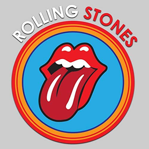 12/'/' or 14/'/' Rolling Stones Music Car Bumper Sticker Decal 9/'/'